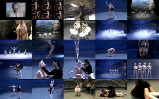 Zenra Nude Ballet 2. Swan Lake.