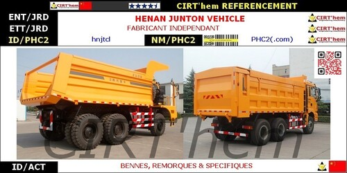HENAN JUNTON VEHICLE