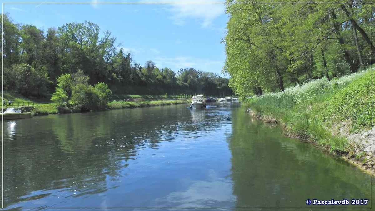 Printemps le long du canal latéral à la Garonne - Avril 2017 - 7/10