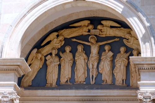 Italie: Alberobello: l'église… n2
