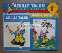 N° 1 Achille Talon la collection BD - Test