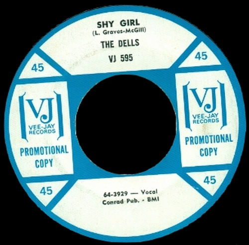 """The Dells : CD """" The Early Years """" Black Tulip Records 2636425 [ EU ]"""