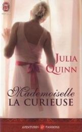 Mademoiselle la curieuse de Julia Quinn
