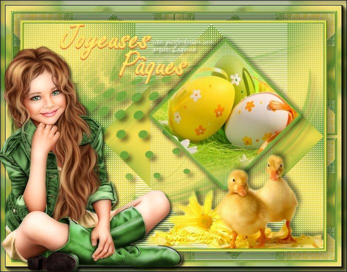 *Joyeuxes Pâques à Tous *