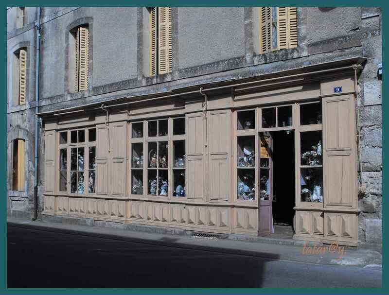 Epicerie ancienne....