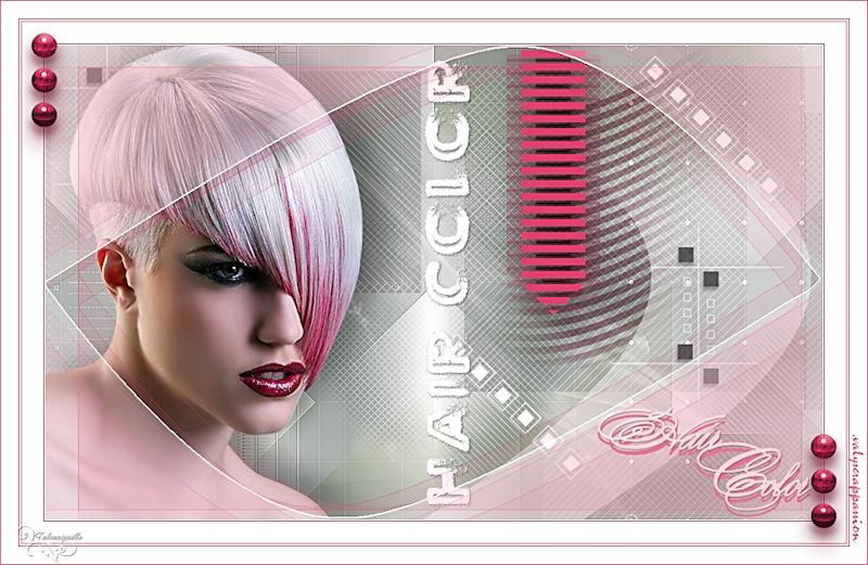 *** HairColor  ***