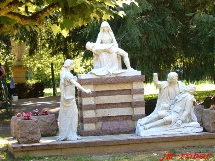 Aixe sur Vienne 87700:  la Chapelle Notre-Dame-d'Arliquet, Patrimoine classé,