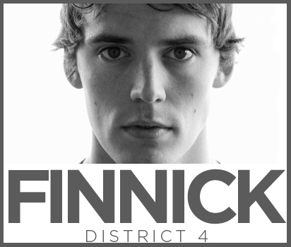 RIP personnage : Finnick Odair