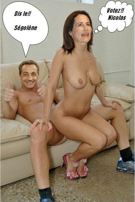 Retour sur 2007 : Sarkozy enfonce Royal