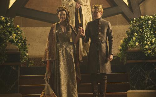 Robe de mariée de Margaery saison 5 (SPOILER)