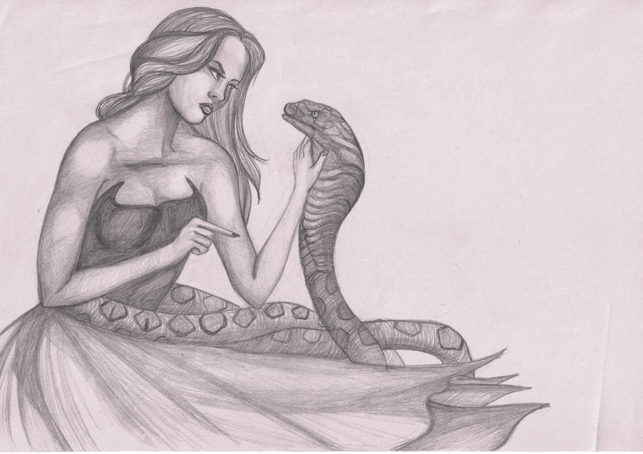 Un serpent venimeux