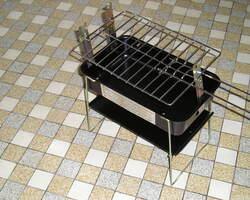 mini barbecue neuf