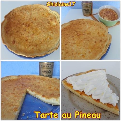Tarte au Pineau
