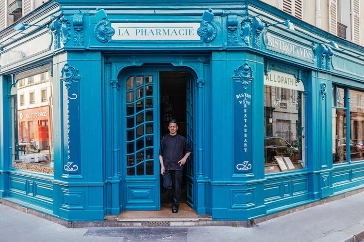Les-devantures-de-magasins-parisiens-par-Sebastian-Erras-8 Les devantures de magasins parisiens par Sebastian Erras