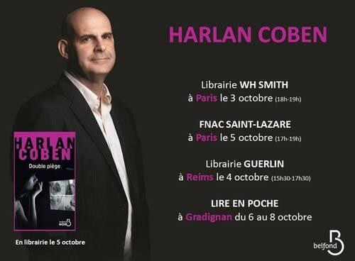 Temps mort d'Harlan Coben