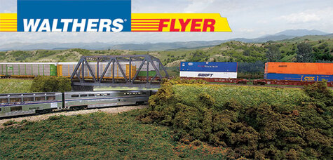 Walthers Model Trains Website