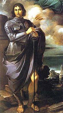 Saints Pancrace et Denis. Martyrs à Rome († 304)