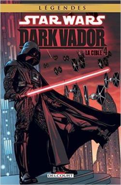 Comics - Dark Vador, la cible