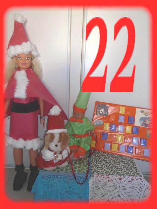 22ème jour, génial, c'est bientôt
