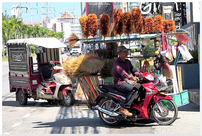 Photos du quotidien en Thaïlande.