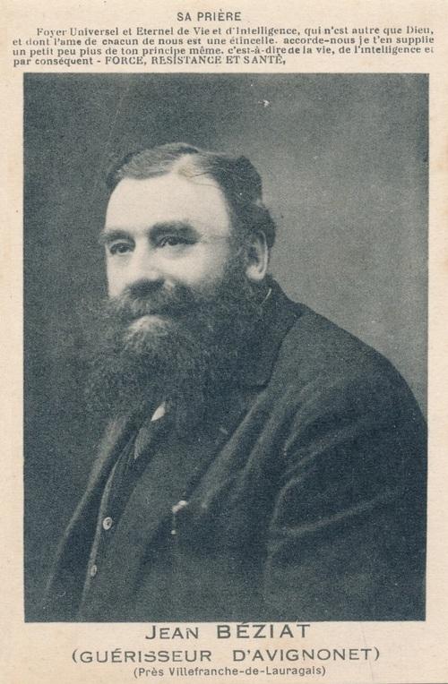 Jean Béziat - Sa prière