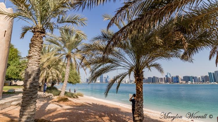 Abu Dhabi : Heritage village Zamal Lawal 3/3