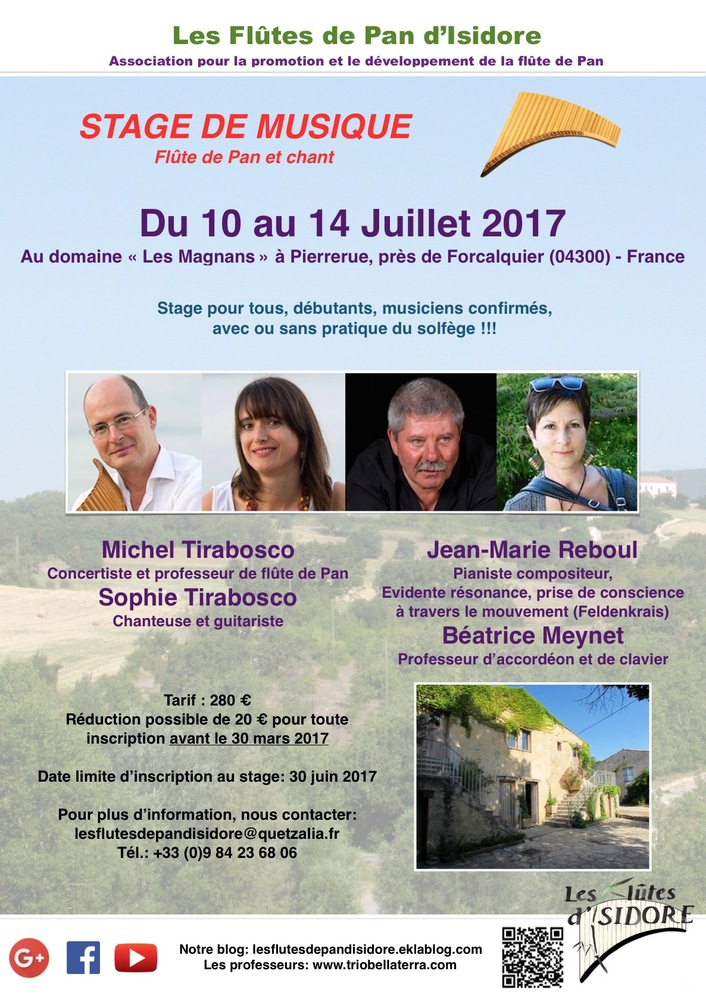 Stages et Rencontres