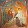 Monastère Sergeï Posad - Fresque