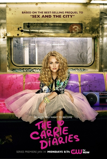 The-Carrie-Diaries-poster-CW