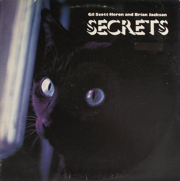 Gil Scott Heron - Secrets (1978) [Jazz Soul Funk]