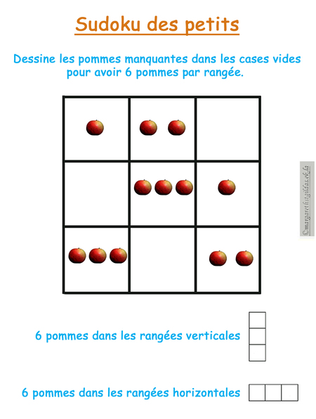 Sudoku des petits