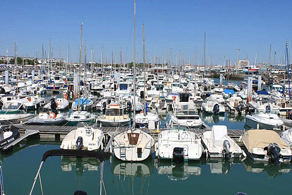 port de plaisance Royan -3-