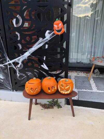Halloween australien
