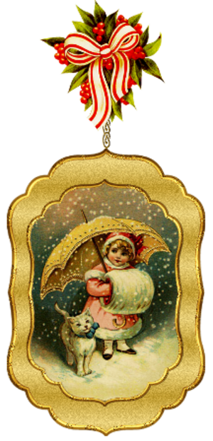 Vintage Noël 2019