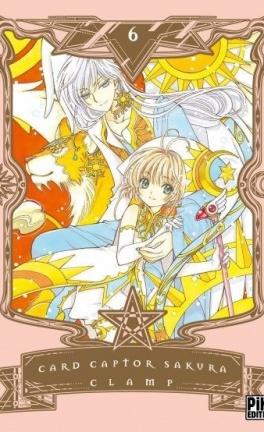 Tome 6: Entre l'école et son rôle de gardienne des cartes, les journées ne sont pas de tout repos pour Sakura ! De nouveaux pouvoirs à maîtriser, un camarade de classe mystérieux et un cadeau à confectionner pour témoigner de ses sentiments à Yukito… Alors que les choses se précipitent, Sakura et Shaolan parviendront-ils à affronter les nouveaux dangers qui planent sur Tomoeda ?