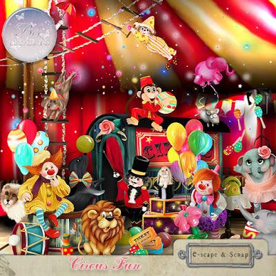Circus fun de BeeCreation