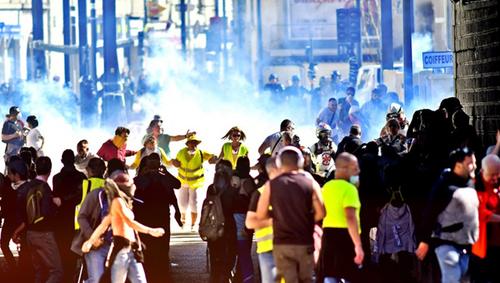 Acte XXII des gilets jaunes, mobilisation en hausse