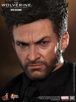 Figurine de Wolverine