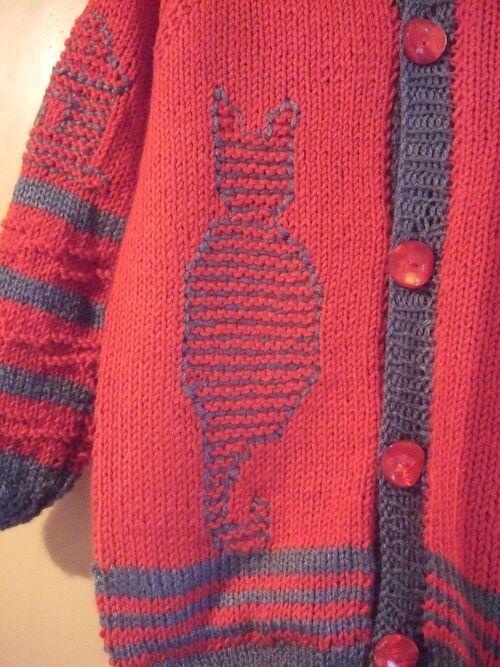 Quelques tricots depuis le mois d'août dernier