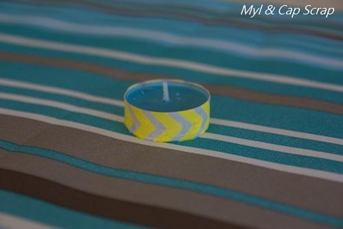 Mylène : Déco baptême