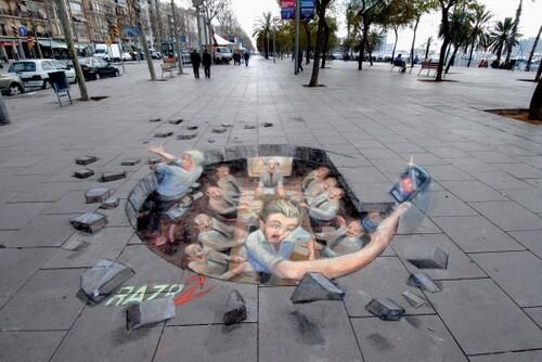 22 01 2016 le street art el retour 2 (comme retour vers le futur.. lol!)
