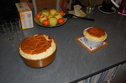 SOUFFLE AU FROMAGE