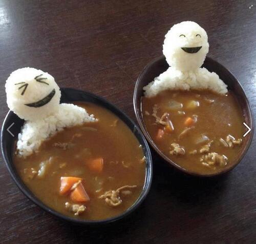 Le curry japonais