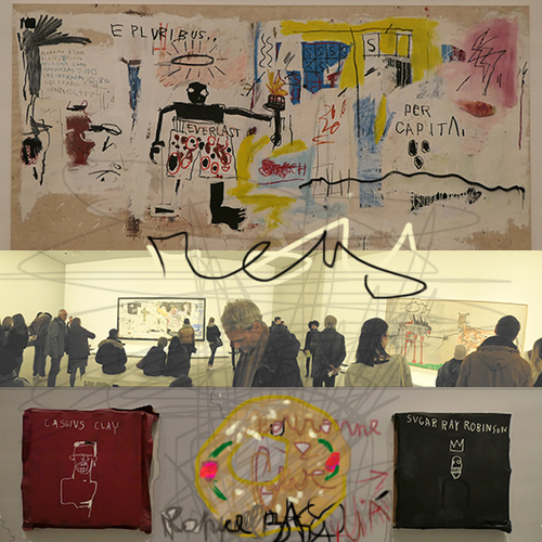 COURONNÉPINE : BASQUIAT FOREVER - 3
