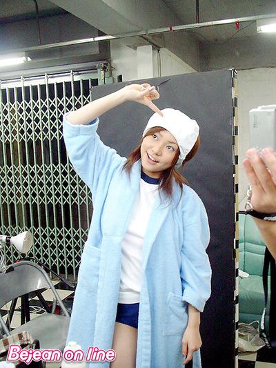 WEB Gravure : ( [Bejean On Line] - | 2004.06 私立Bejean女学館 | Mami Higuchi/樋口真未 )