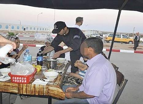 """Résultat de recherche d'images pour """"algerie.rupture du jeune avec des gendarmes"""""""