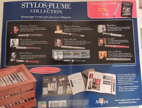 N° 1 Stylos-plume de collection - Test