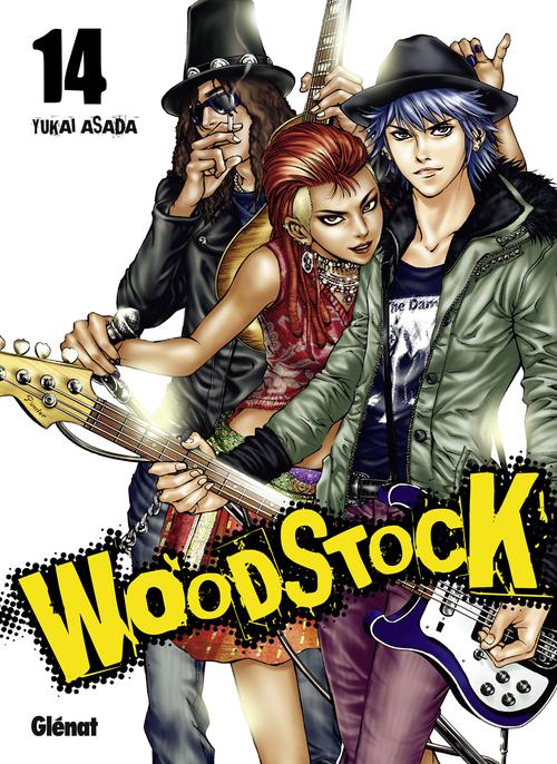 Woodstock - Tome 14 - Yukai Asada