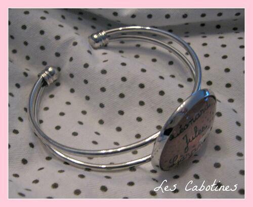 Bracelet Les cabotines