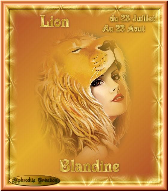 Cadeau pour Blandine